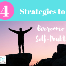 Overcome Self-Doubt