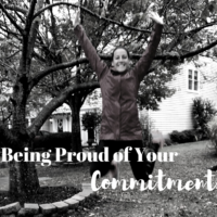 Being Proud of Your Commitment