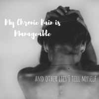 My Chronic Pain is Manageable
