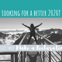 Transformation 2020 – Step 3: Make a Declaration