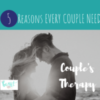 5 Reasons Every Couple Should Attend Couple's Therapy