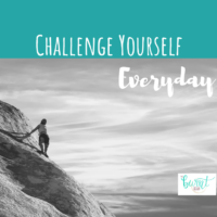 Challenge Yourself Everyday