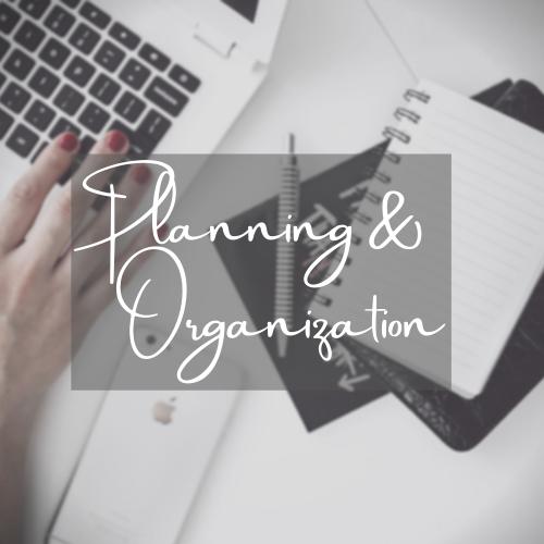Planning Organization Icon